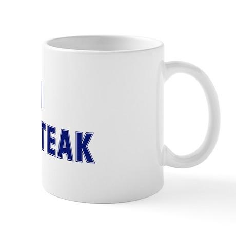 Team CHEESE STEAK Mug