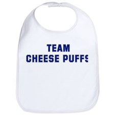 Team CHEESE PUFFS Bib