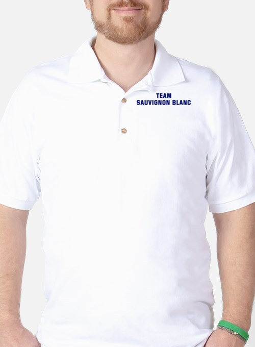 Team SAUVIGNON BLANC Golf Shirt
