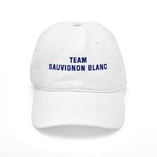 Team SAUVIGNON BLANC Baseball Cap