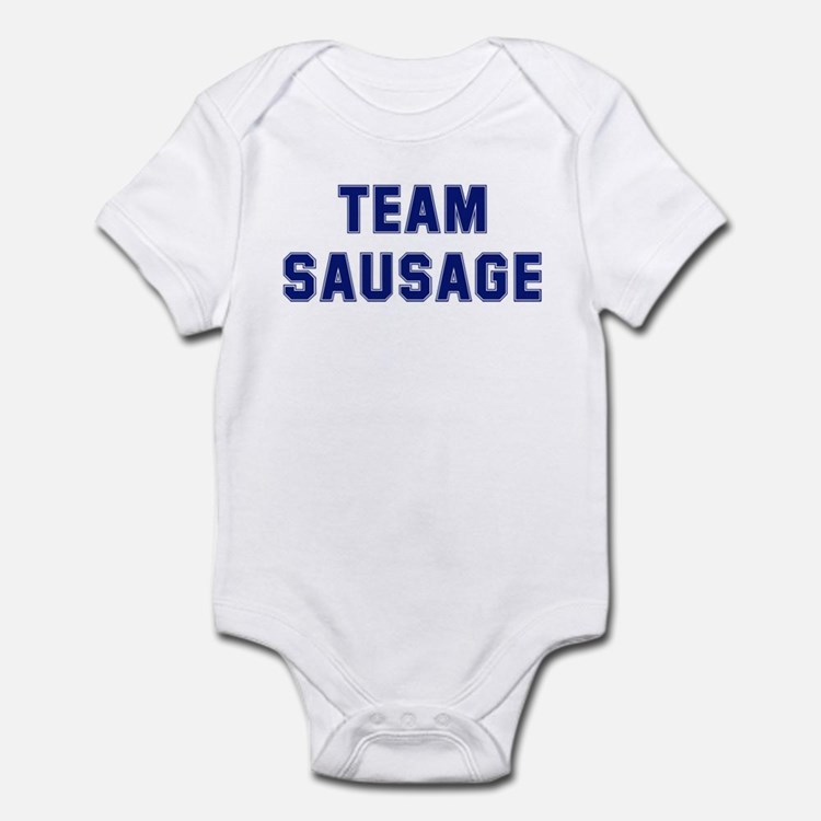 Team SAUSAGE Infant Bodysuit
