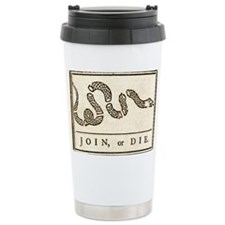Join or Die Higher Cont Travel Mug