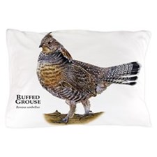 Ruffed Grouse Pillow Case