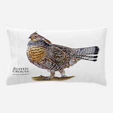 Ruffed Grouse Pillow Case
