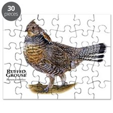 Ruffed Grouse Puzzle