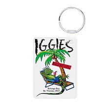 Iggie's Beach Bar Keychains
