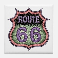 rt66-21613-T Tile Coaster