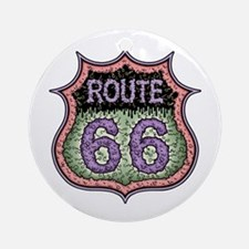 rt66-21613-T Round Ornament