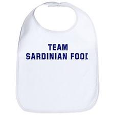 Team SARDINIAN FOOD Bib