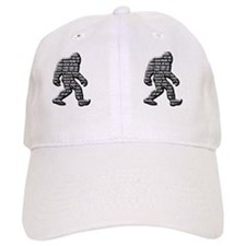 Bigfoot Sasquatch Yaren Yeti Yowie Baseball Cap