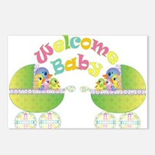 Welcome Baby Postcards (Package of 8)