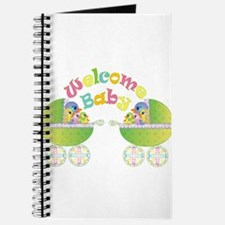 Welcome Baby Journal