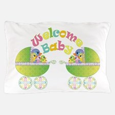 Welcome Baby Pillow Case