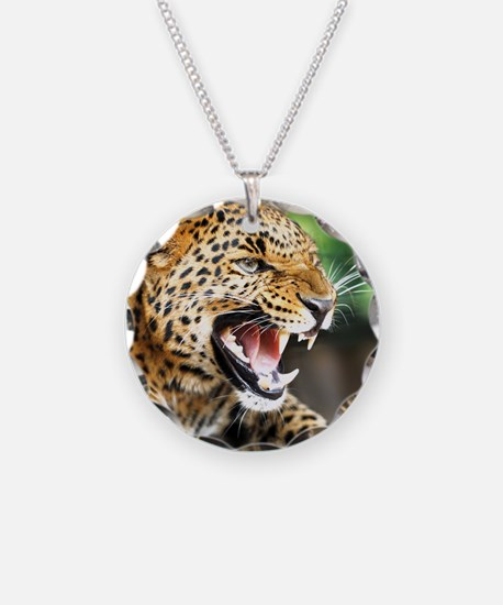 Beautiful Leopard Necklace