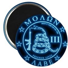 Come and Take It (Blueglow) Magnet