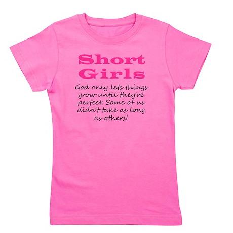 Short Girls Girl's Tee