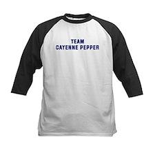 Team CAYENNE PEPPER Tee