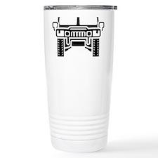 Hummer/Humvee illustrat Travel Coffee Mug