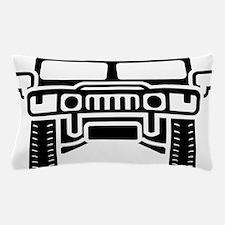 Hummer/Humvee illustration Pillow Case