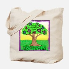 Adoption 101 Tote Bag