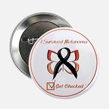 "Melanoma Awareness 2.25"" Button"