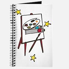 Superstar Artist Journal