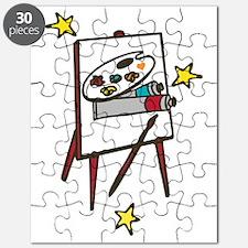 Superstar Artist Puzzle