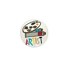 Artist Mini Button