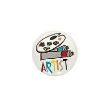 Artist Mini Button