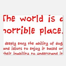 Dogs and Idiots Postcards (Package of 8)