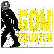 Gone Squatchin' Puzzle