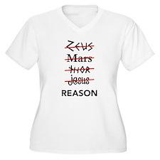 Zeus to Reason T-Shirt
