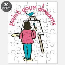 Paint Your Dreams Puzzle