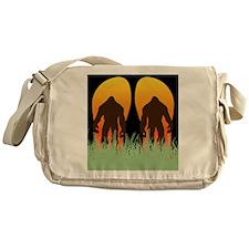 Bigfoot Messenger Bag