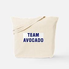 Team AVOCADO Tote Bag