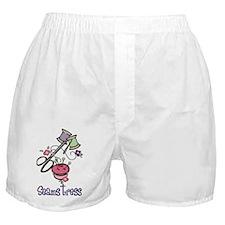Seamstress Boxer Shorts