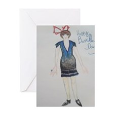 Happy Bastille Day! Greeting Card