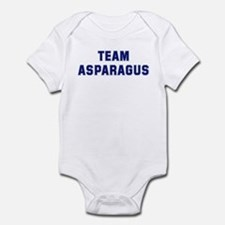 Team ASPARAGUS Infant Bodysuit