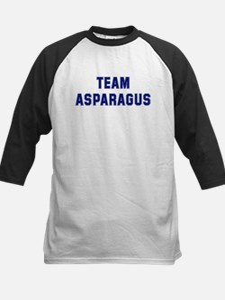Team ASPARAGUS Kids Baseball Jersey