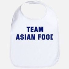 Team ASIAN FOOD Bib