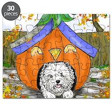 Pumpkin House Puzzle
