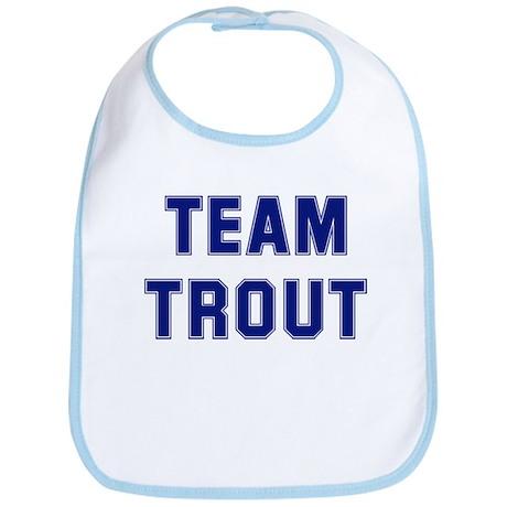 Team TROUT Bib