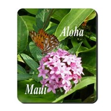 Passion Vine Butterfly Mousepad