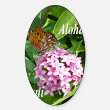 Passion Vine Butterfly Decal