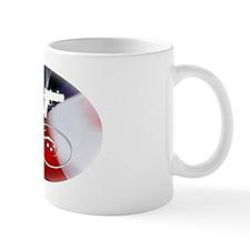 Oval - 2A - Flag Spectrum Mug