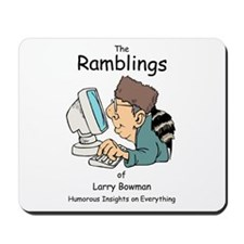 Ramblings Mousepad