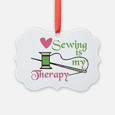 Therapy Ornament