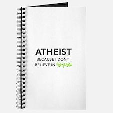 Atheist vs. Fairytales Journal