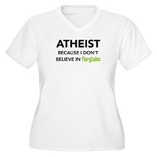 Atheist vs. Fairytales T-Shirt