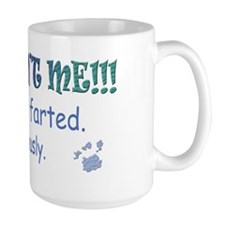 dog farted more dog breeds Mug